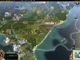 Civilization V: Brave New World (a kép nagyítható)