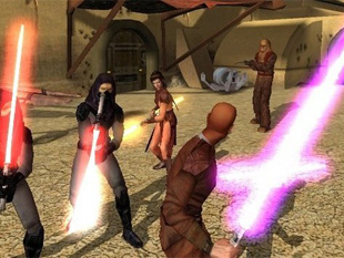 Star Wars: Knights of the Old Republic (a kép nagyítható)