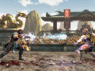 Mortal Kombat Komplete Edition (a kép nagyítható)