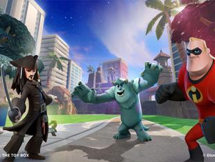 Disney Infinity (a kép nagyítható)