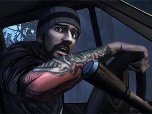 The Walking Dead: 400 Days (a kép nagyítható)