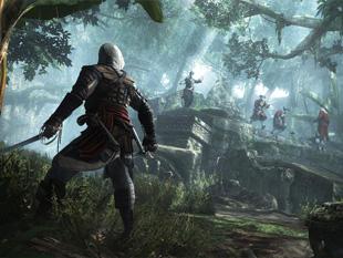 Assassin's Creed 4 - Black Flag (a kép nagyítható)