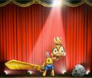 Puppeteer PS3 Videoteszt - Színpad az egész világ