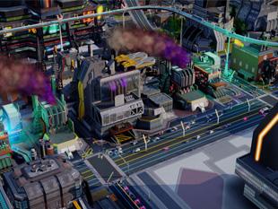 SimCity - Cities of Tomorrow (a kép nagyítható)