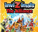 Invizimals - The Alliance (írott) Előzetes - Állatok a valóságban