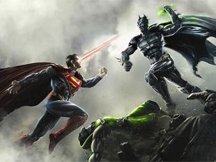 Injustice: Gods Among Us Ultimate Edition (a kép nagyítható)