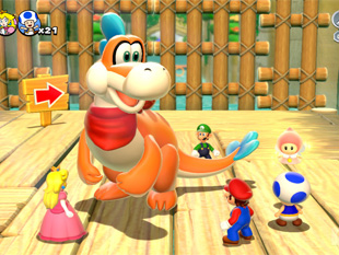 Super Mario 3D World (a kép nagyítható)