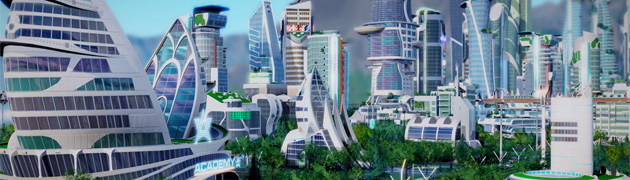SimCity - Cities of Tomorrow
