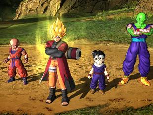 Dragon Ball Z: Battle of Z (a kép nagyítható)