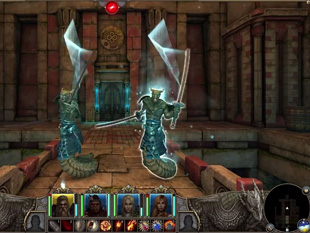 Might & Magic X: Legacy (a kép nagyítható)