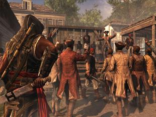 Assassin's Creed 4: Black Flag - Freedom Cry DLC (a kép nagyítható)