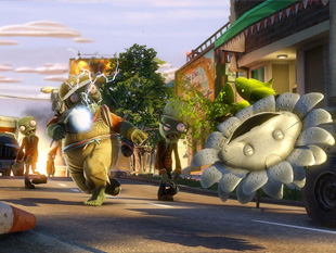 Plants vs. Zombies: Garden Warfare (a kép nagyítható)