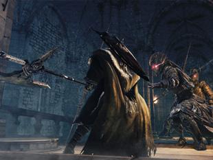 Dark Souls 2 (a kép nagyítható)