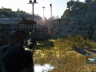 Metal Gear Solid V: Ground Zeroes (a kép nagyítható)