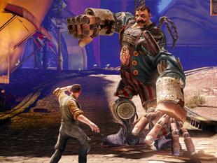 BioShock Infinite (a kép nagyítható)