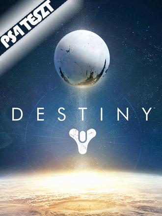 Destiny PS4 (írott) Teszt