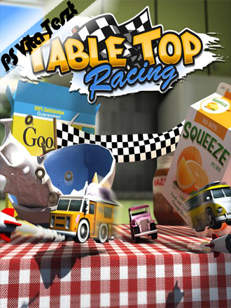 Table Top Racing Vita (írott) Teszt
